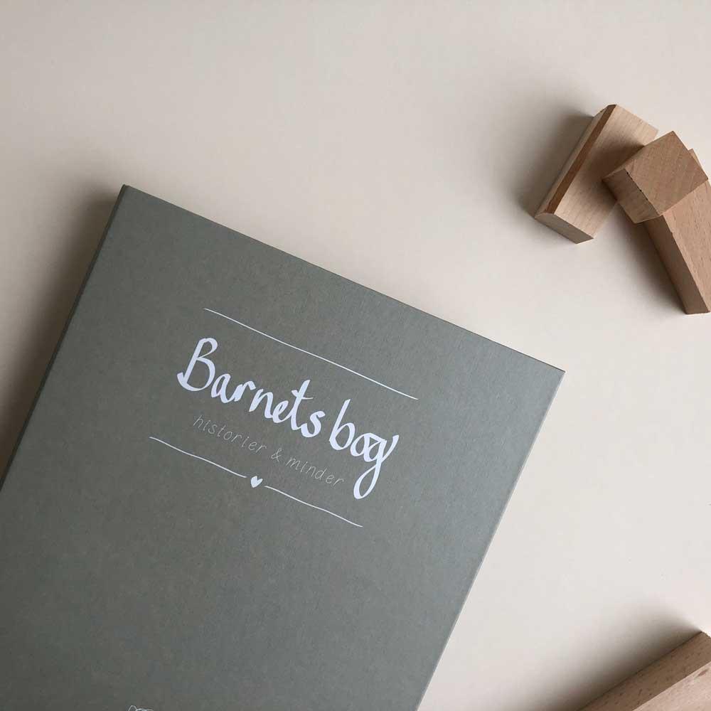 Image of Barnets bog (dansk)