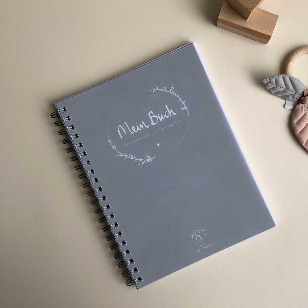 Image of Mein Buch, Spiralbindung