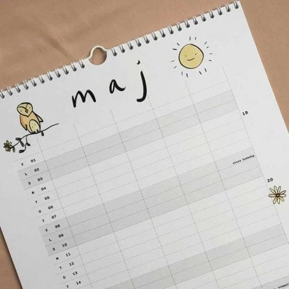 Image of Familiekalender 2020