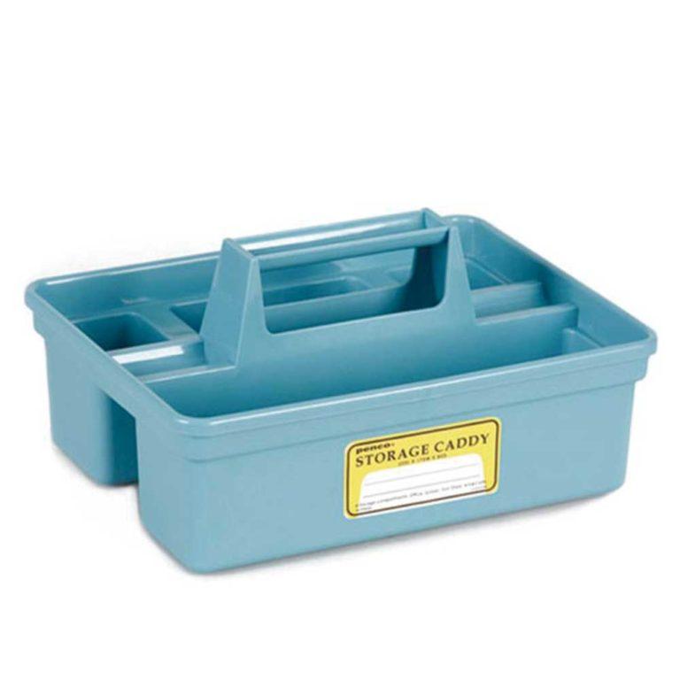 Penco Storage Caddy Light Blue 00
