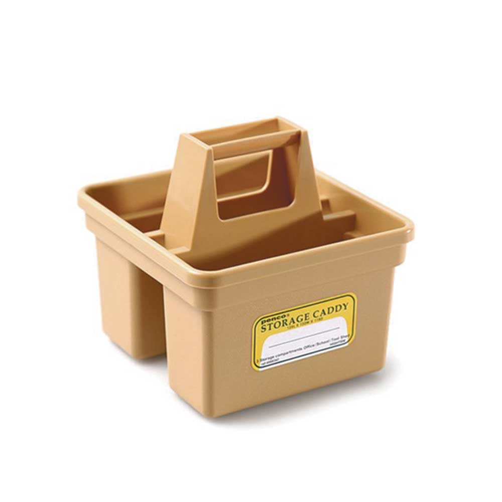 Image of   Storage Caddy Beige - lille