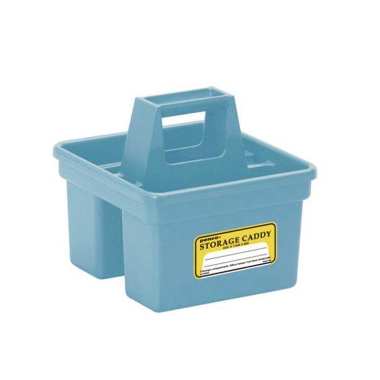 Penco Storage Caddy Small Light Blue 00x