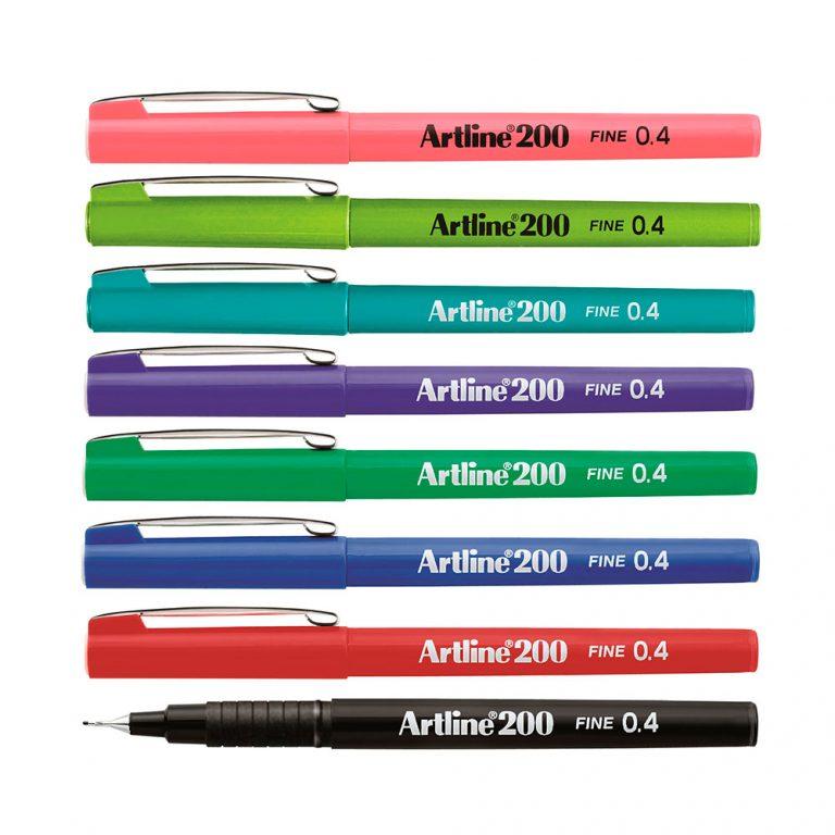 Artline 8pack02