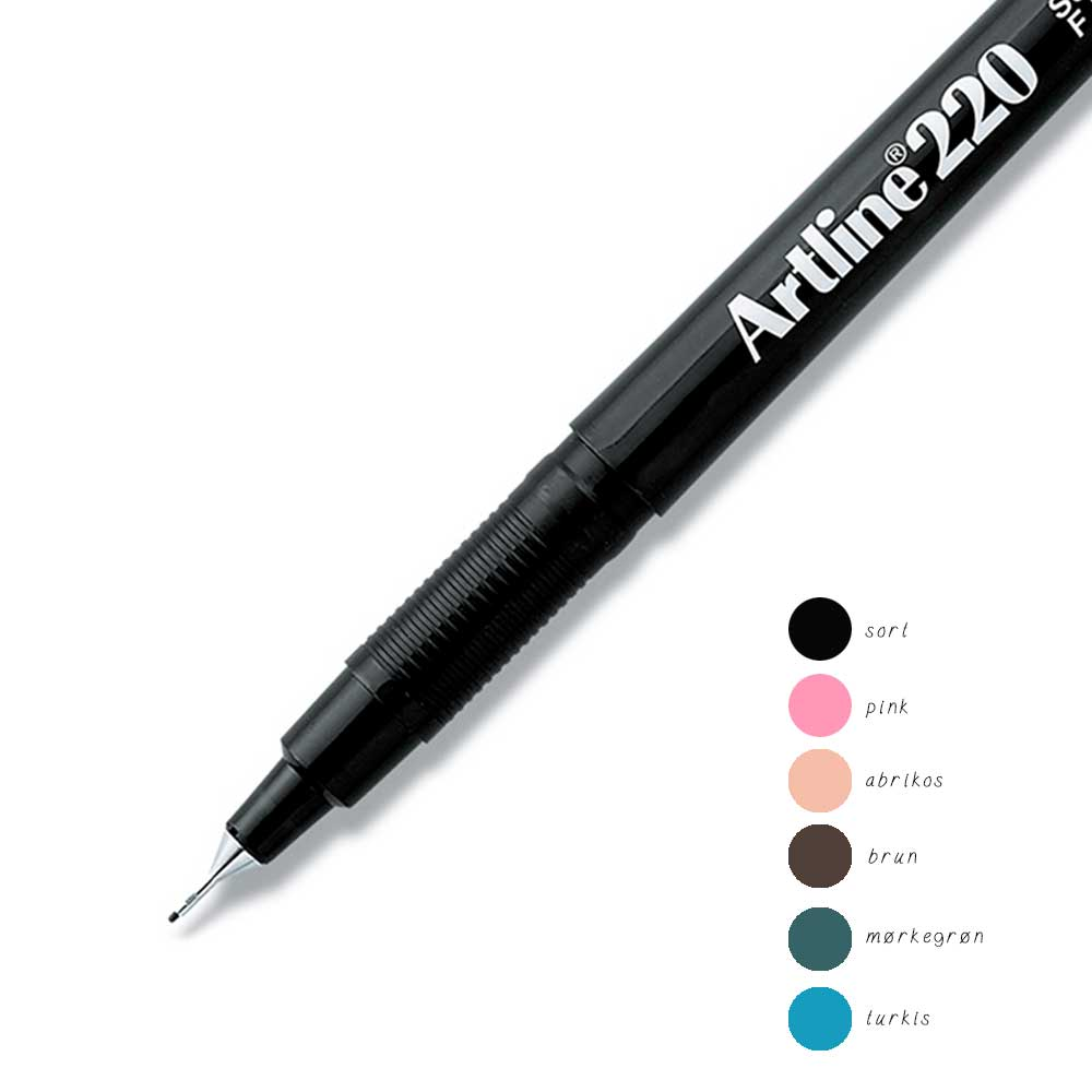 Image of   Artline pen