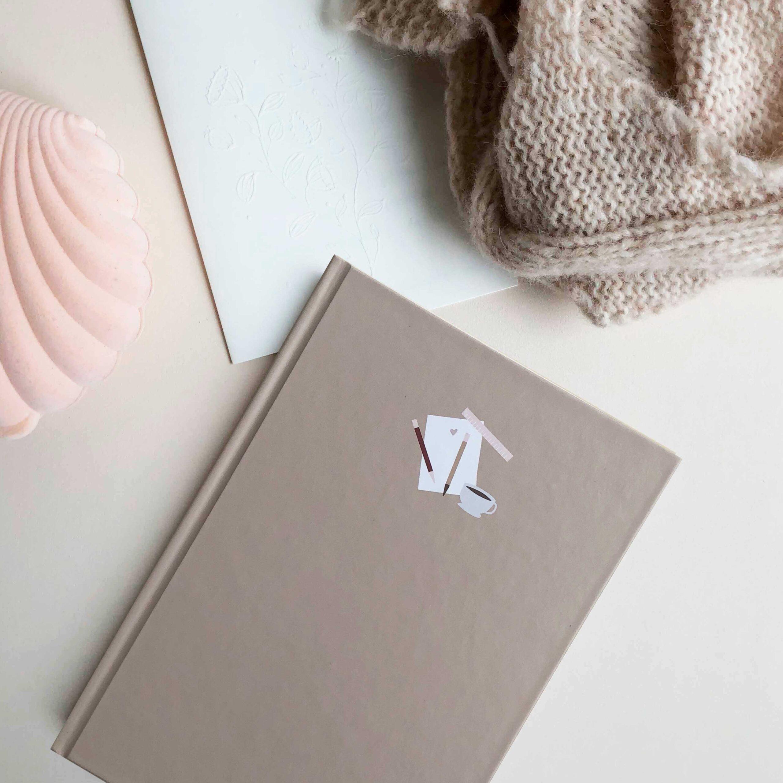 Notesbog - dotted journal
