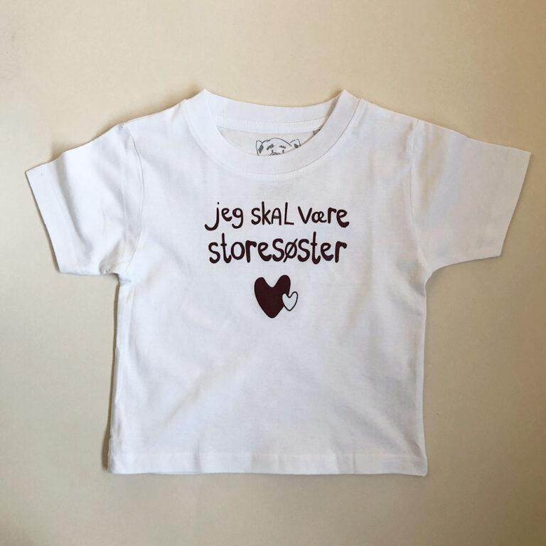 Jegskalværestoresøster Tshirt 01