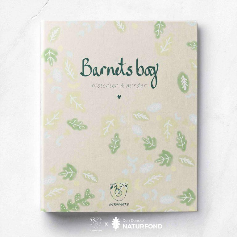 Barnets Bog Ddnf Grøn Cover