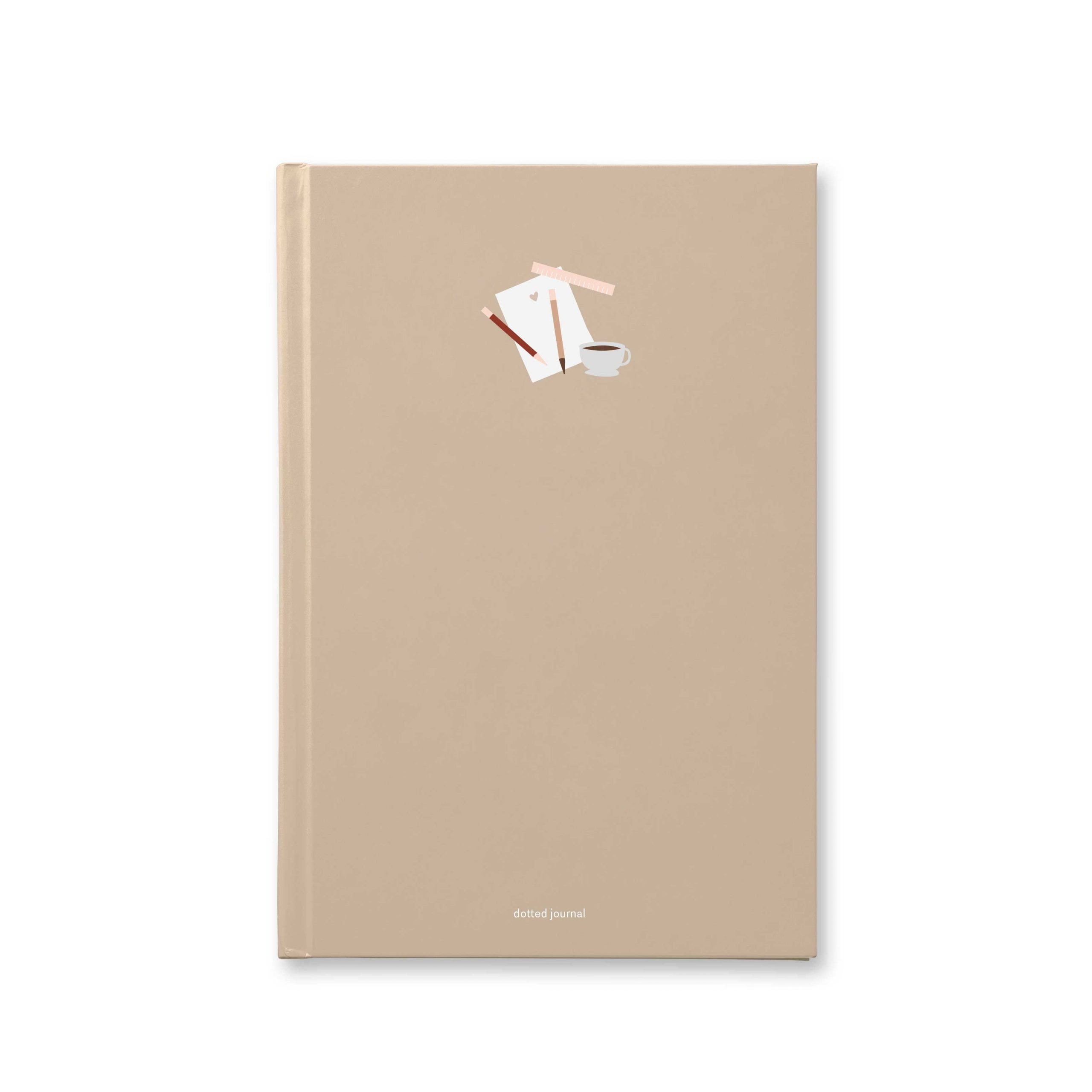 Dotted Journal WITHWHITE