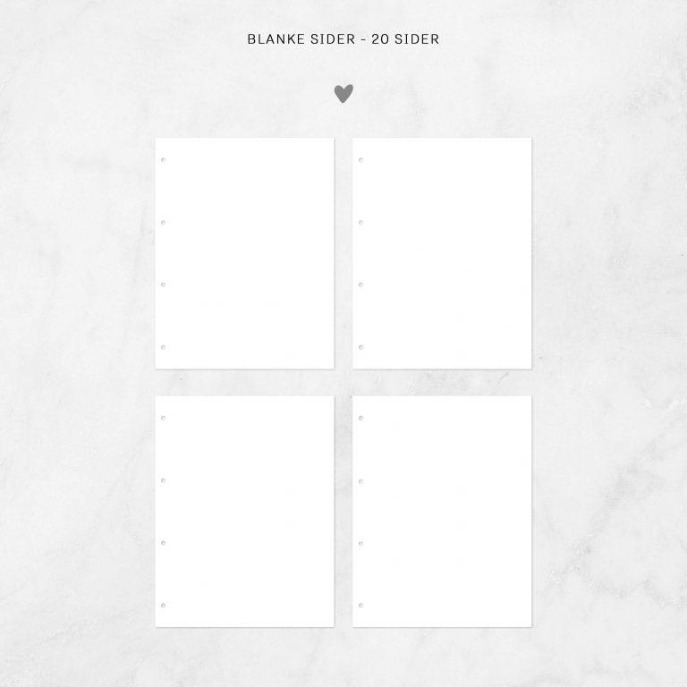 Blanke Sider