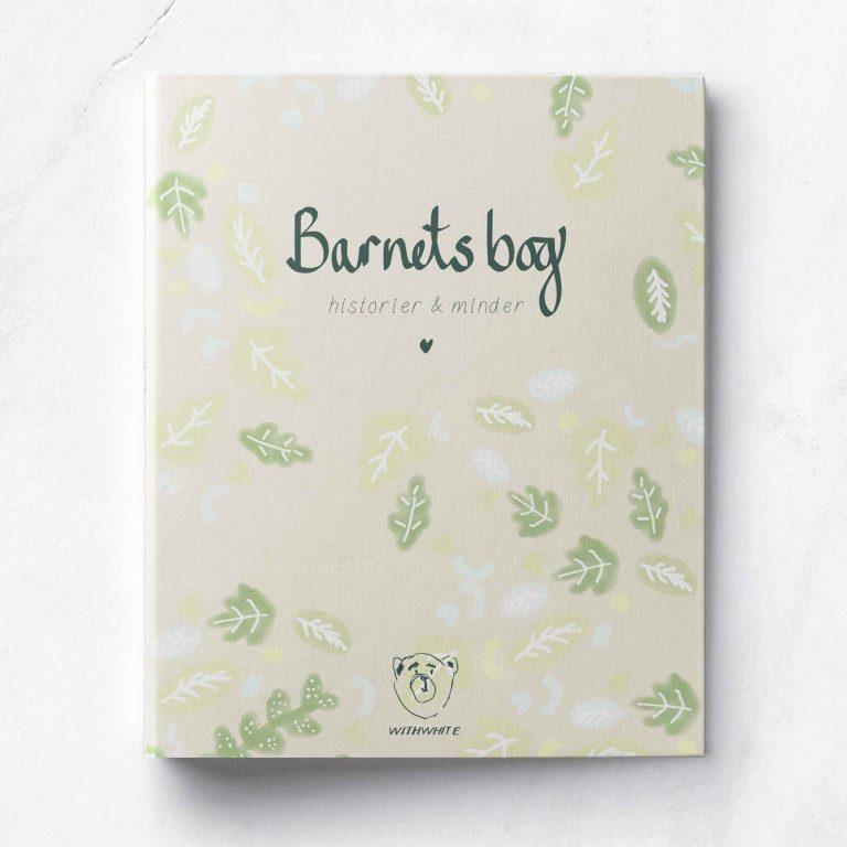 barnets bog ddnf groen cover