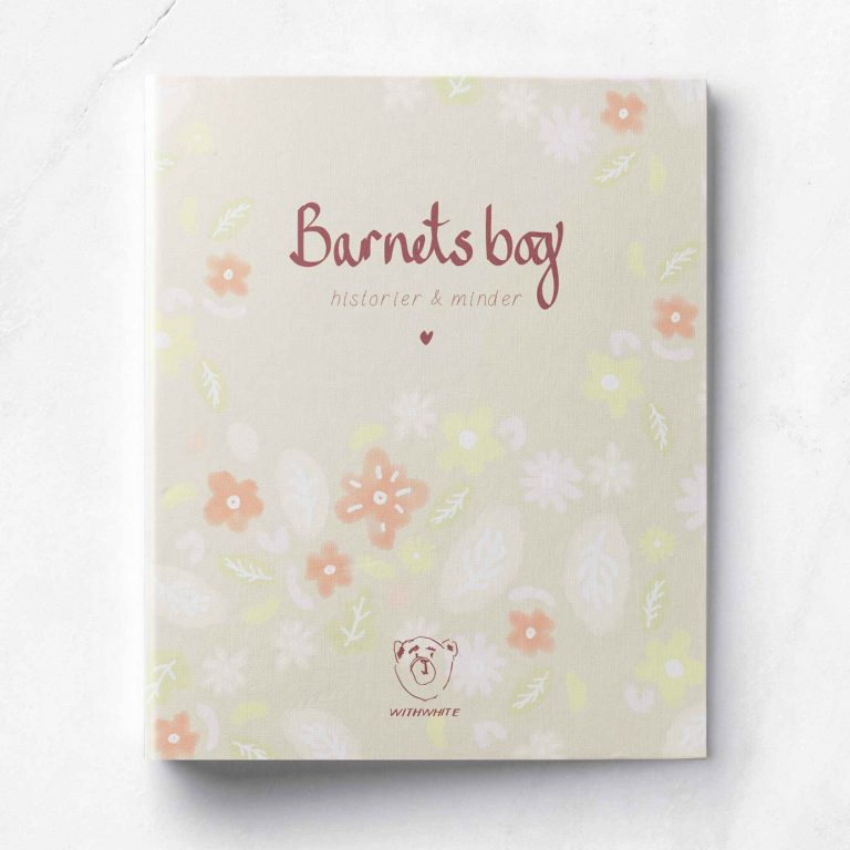 barnets bog ddnf rosa cover